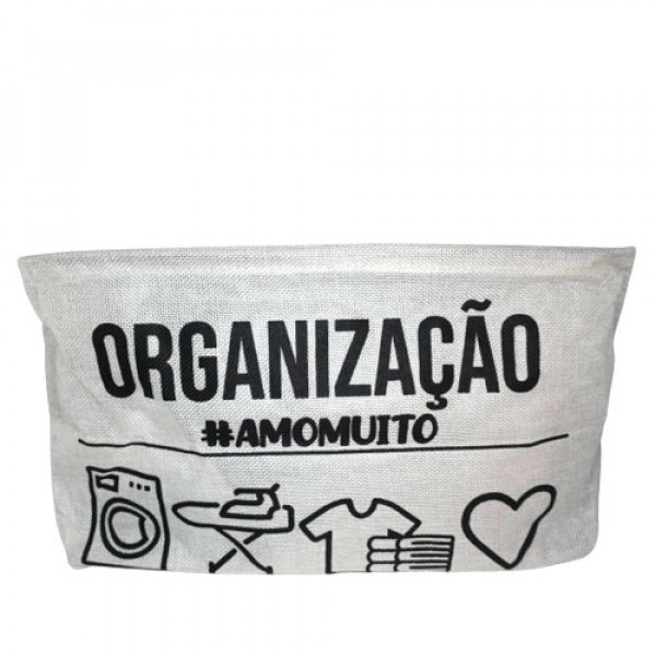 CESTO MULTIUSO ORGANIZACAO #ORG0021