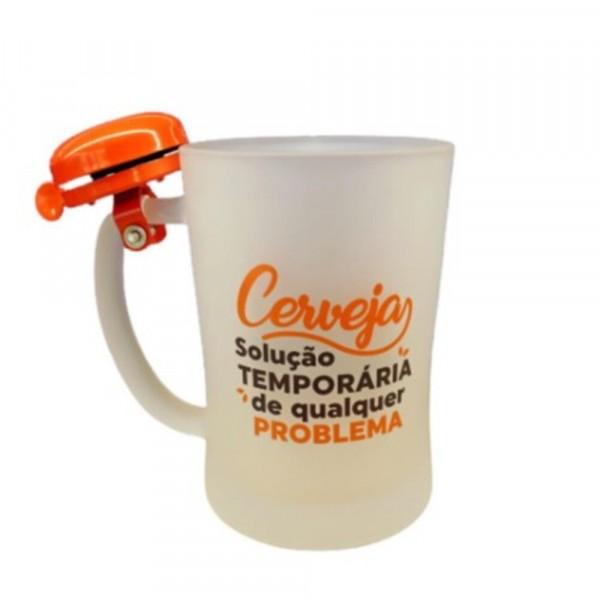 CANECA CAMPAINHA SOLUCAO TEMPORARIA # 10024091