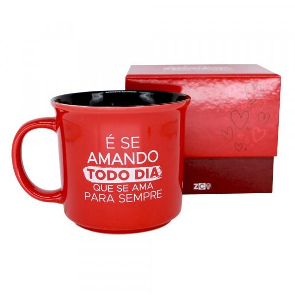 CANECA AMANDO TODO DIA # 10024111