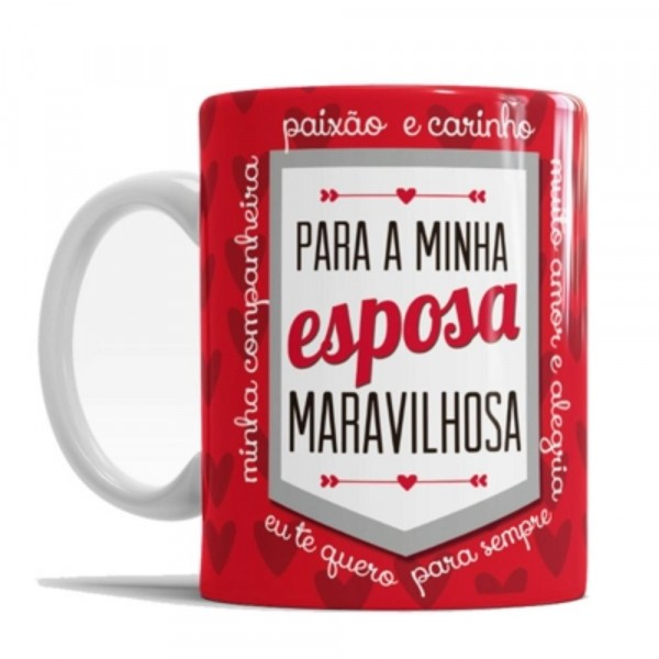 CANECA ESPOSA MARAVILHOSA # CAN-065