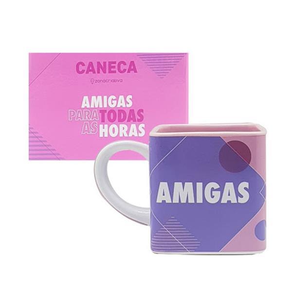 CANECA  AMIGAS P/ TODAS AS HORAS 300ML  #10023601