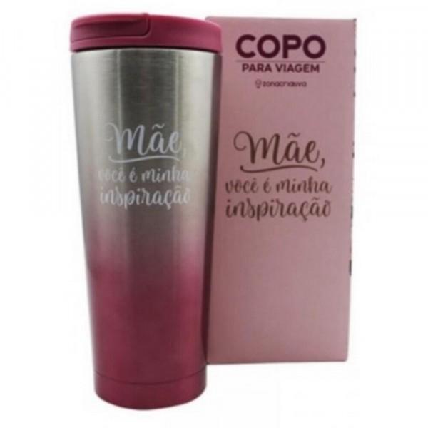 COPO INOX MAE INSPIRACAO 400ML # 10023385